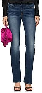 Frame Women's Le Mini Boot Jeans - Md. Blue