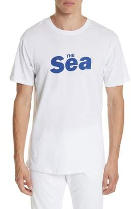 DOUBLE RAINBOUU Sea Stars Graphic T-Shirt