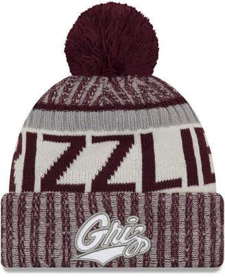 New Era Montana Grizzlies Sport Knit Hat