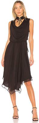 Haute Hippie Twilight Midi Dress