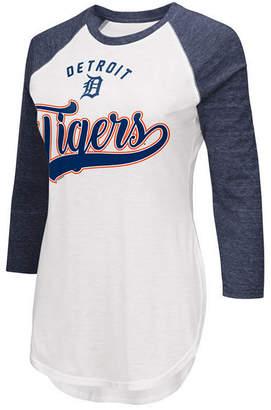 Tailgate G-iii Sports Women's Detroit Tigers Raglan T-Shirt