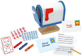 Melissa & Doug Kids Toy, My Own Mailbox Set