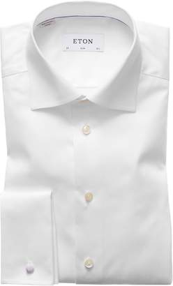 Eton Slim Fit Non-Iron Dress Shirt
