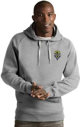 Antigua Men's Seattle Sounders Victory Pullover Hoodie
