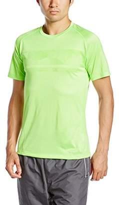 Mizuno (ミズノ) - (ミズノ) MIZUNO ランニングウェア ランニングTシャツ [メンズ] J2MA6505 37 グリーンゲッコー S