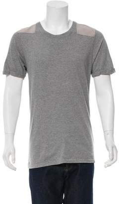 Robert Geller Short Sleeve Crew Neck T-Shirt w/ Tags