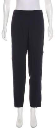 Stella McCartney High-Rise Skinny Pants Blue High-Rise Skinny Pants