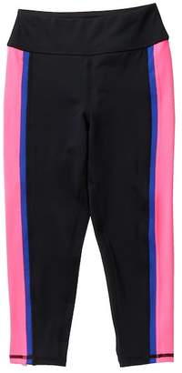 Zella Z by High Waist Rainbow Crop Leggings (Little Girls & Big Girls)