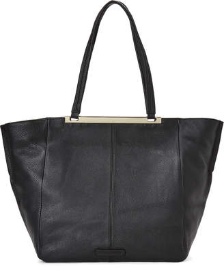 83d3ca4f55 Vince Camuto Black Leather Tote
