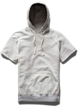 Reigning Champ Cut Off Pullover Hoodie