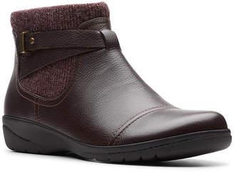 Clarks Collection Women Cheyn Kisha Booties Women Shoes