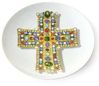 Christian Lacroix Love Who You Want Lacroix Lacroix! Dessert Plate