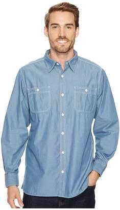 Mountain Khakis Mountain Chambray Long Sleeve Shirt Men's Clothing