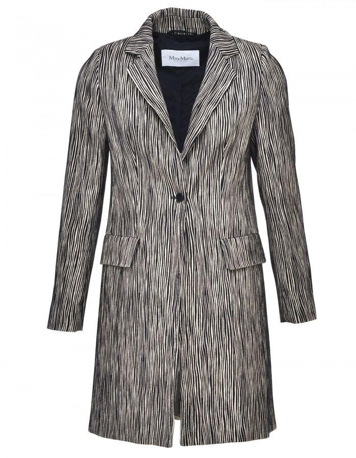 Max MaraMax Mara Stretch Cotton Coat