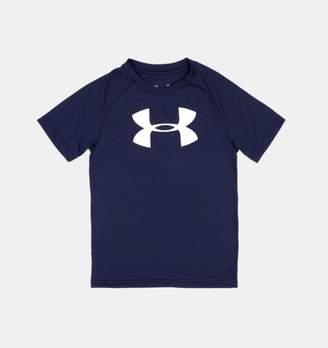 Under Armour Boys' Pre-School UA Big Logo T-Shirt