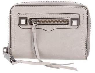 Rebecca Minkoff Mini Regan Zip Wallet w/ Tags