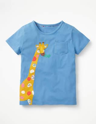 Boden Big Applique T-shirt