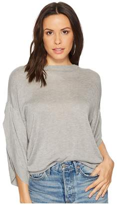 Bishop + Young Ruffle Sleeve Sweater Women's Sweater