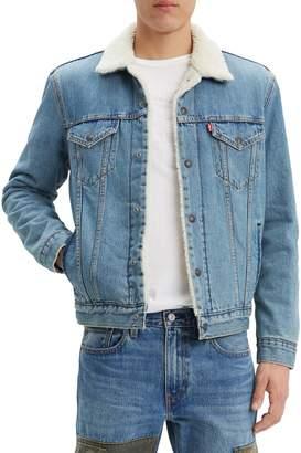 Levi's Type 3 Splitsville Cotton Trucker Jacket