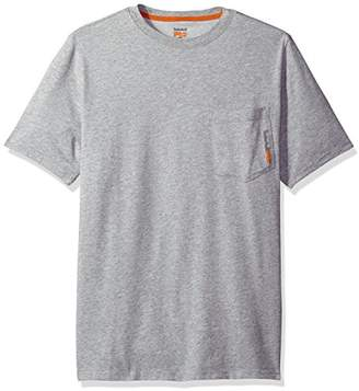Timberland Men's Base Plate Blended Short-Sleeve T-Shirt
