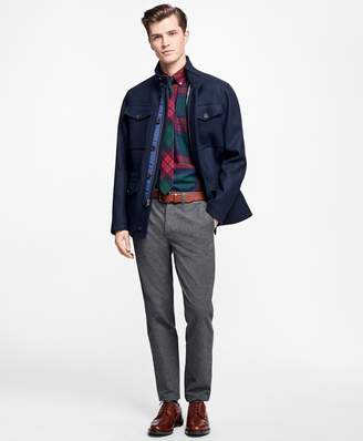 Brooks Brothers Double-Faced Four-Pocket Jacket