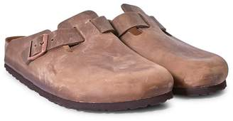best service 2dba4 99ea5 Birkenstock Leather Shoes For Men - ShopStyle UK