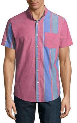 Arizona Short Sleeve Blocked Shirt