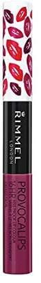 Rimmel Provocalips 16hr Kissproof Lipstick, Kiss Fatal, 0.14 Fluid Ounce $6.49 thestylecure.com