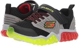 Skechers Rapid Flash 90720L Lights Boy's Shoes