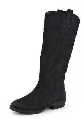 Dollhouse Knee High Boots $99.99 thestylecure.com