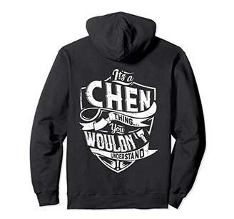 CHEN FAMILY Hoodie for young