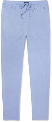 Polo Ralph Lauren Harbour Island Slim-Fit Cotton-Piqué Pyjama Trousers