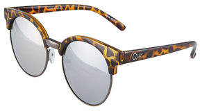 Quay Highly Strung Plastic and Metal Sunglasses