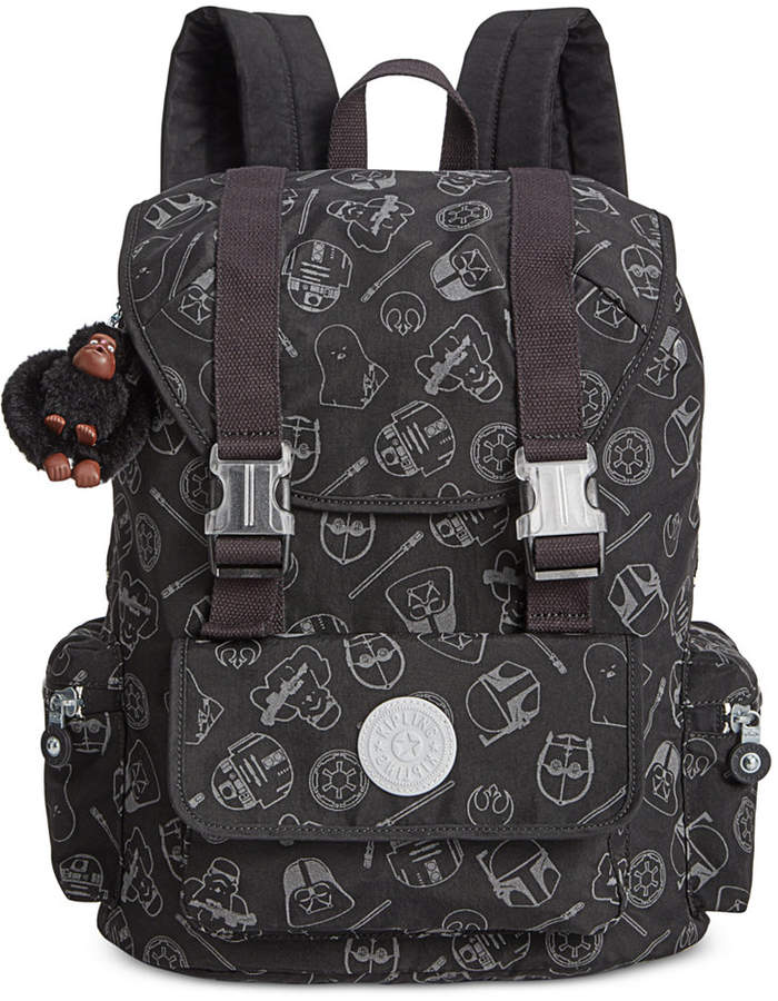 Kipling Disney's Star Wars Siggy Laptop Backpack - GALAXY FAR FAR AWAY - STYLE