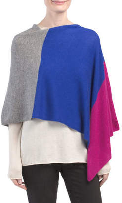 Cashmere Topper Sweater