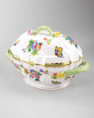 Herend Queen Victoria Soup Tureen