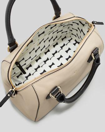 Kate Spade Catherine Street Pippa Satchel Bag, Tan
