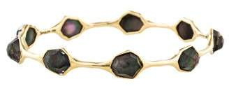 Ippolita 18K Modern Rock Candy 9-Stone Bangle