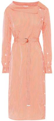Altuzarra Albany striped dress