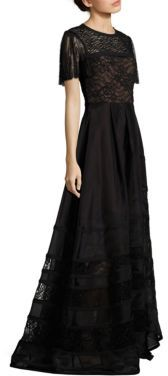 Jason Wu Organza Ball Gown $5,495 thestylecure.com