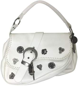 Christian Dior Gaucho leather handbag