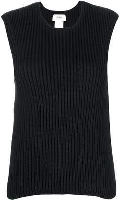 Ports 1961 sleeveless ribbed vest