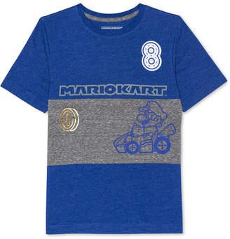 Nintendo Big Boys Mario Kart Graphic-Print T-Shirt