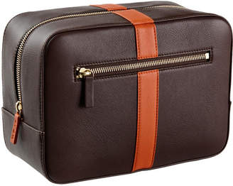 Stow Leather Men's Wash Bag