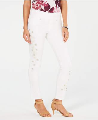 Style&Co. Style & Co Petite Darling Daisy Boyfriend Jeans