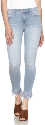 Women's Joe's Icon Crop Skinny Jeans $198 thestylecure.com