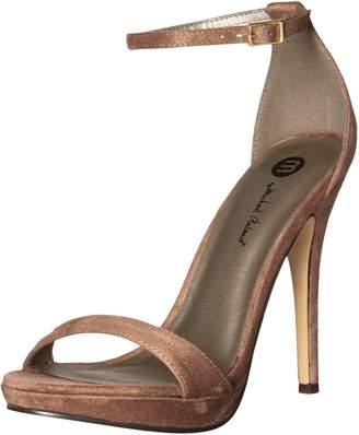 Michael Antonio Women's Lovina-Sue Platform Sandal