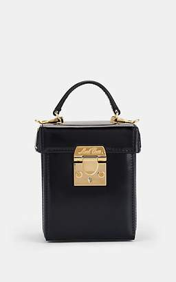 Mark Cross Women's Grace Small Leather Box - Black