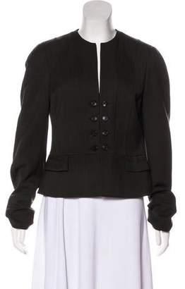 Akris Wool Structured Blazer
