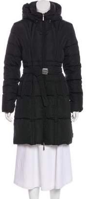 Moncler Down Puffer Short Coat